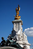 Image of Victoria Memorial, London Stock Image