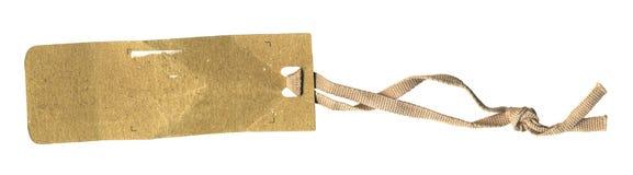 Image of vintage label isolated on white. Vintage label isolated on white background Royalty Free Stock Photo