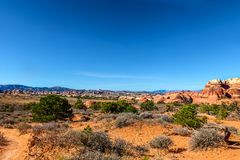 Chesler Park Loop Trail Stock Images