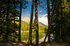 Grand Teton National Park, Wyoming royalty free stock photos