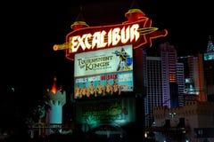 Excalibur Escape in Las Vegas