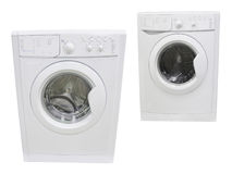 The image of washer Royalty Free Stock Photo