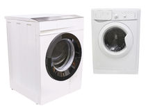 The image of washer Stock Images