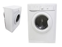 The image of washer Royalty Free Stock Photography