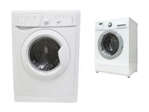 The image of washer Stock Photo
