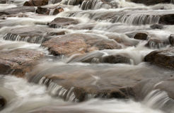 Image of a waterfall with cascade water flowing Stock Photos