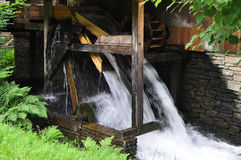 Image of Waterwheel Royalty Free Stock Images