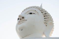 Image white buddha statue Stock Image