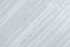 Texture of White Wooden Bars for Background stock photography