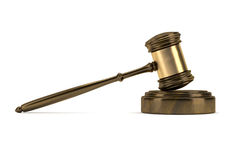 Judge gavel Stock Photos