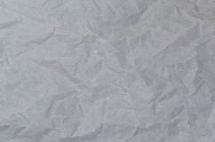 Wrinkled paper background Stock Images