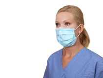 Image of young female nurse Royalty Free Stock Photo