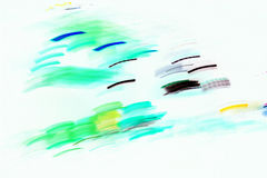 Imagem abstrata da luz Imagens de Stock Royalty Free