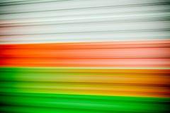 Imagem abstrata do borrão de movimento das cores defocused Fotos de Stock Royalty Free