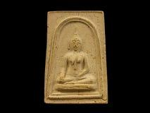Imagem antiga de Buddha Fotos de Stock Royalty Free