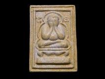 Imagem antiga de Buddha Fotos de Stock