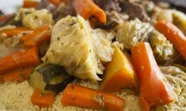 Imagem autêntica do conceito dos sabores de Maghreb foto de stock
