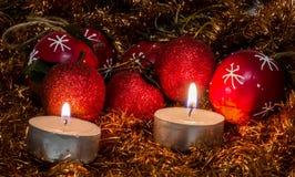 Imagem bonita do Natal Fotos de Stock