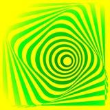 Imagem colorida abstrata do redemoinho Foto de Stock