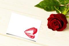 Imagem composta do fim do extremo acima nos bordos vermelhos lindos Foto de Stock Royalty Free