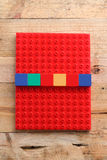 Imagem conceptual do molde da palavra do bloco da estratégia jpg Imagens de Stock Royalty Free
