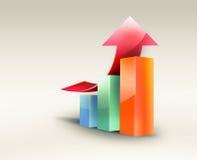 Imagem conceptual do negócio Imagens de Stock Royalty Free
