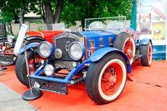 Imagem conservada em estoque automobilístico do vintage de Ford Fotos de Stock Royalty Free