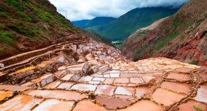 Imagem conservada em estoque da paisagem do Peru foto de stock royalty free