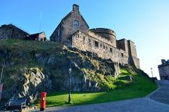 Imagem conservada em estoque de Edimburgo, Escócia, Reino Unido fotos de stock