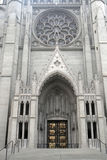Imagem conservada em estoque de Grace Cathedral, San Francisco, EUA foto de stock royalty free