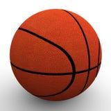 imagem 3d Esfera do basquetebol Fotografia de Stock Royalty Free