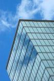 Imagem da arquitetura do edifício financeiro moderno Fotografia de Stock Royalty Free