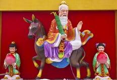 Imagem da arte do chinês de buddha Foto de Stock