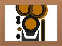Imagem da arte do macaco Foto de Stock