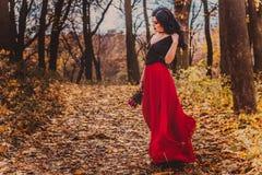A imagem da bruxa bruxa celebration Bruxas da composição Foto de Stock Royalty Free