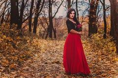 A imagem da bruxa bruxa celebration Bruxas da composição Fotos de Stock Royalty Free