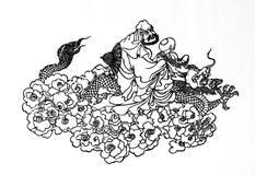 A imagem da Buda Imagem de Stock Royalty Free