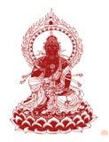 A imagem da Buda Foto de Stock Royalty Free