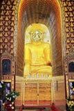 Imagem da Buda do pagode de Yadanar Manaung, Nyaungshwe, Myanmar Foto de Stock