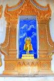 Imagem da Buda do ` s do monte de Mandalay, Mandalay, Myanmar Fotografia de Stock Royalty Free