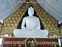 Imagem da Buda em uma tabela Foto de Stock