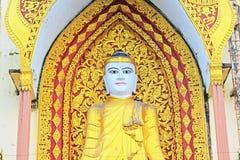 Imagem da Buda quatro, Bago, Myanmar fotografia de stock royalty free