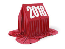 Imagem da casa 2018 Imagem de Stock