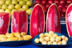 Imagem da cor do alimento Imagem de Stock Royalty Free