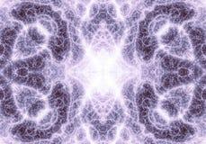 Imagem da espiritualidade do olho do sumário de Artisticlighting Imagem de Stock Royalty Free