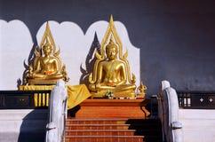 Imagem da estátua de buddha Imagem de Stock