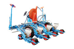 Imagem da máquina agrícola Fotografia de Stock
