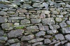 Imagem da parede de pedra fotografia de stock royalty free