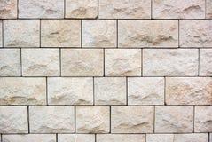 Imagem da parede de pedra para o fundo imagem de stock