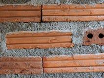A imagem da parede de tijolo Imagem de Stock Royalty Free